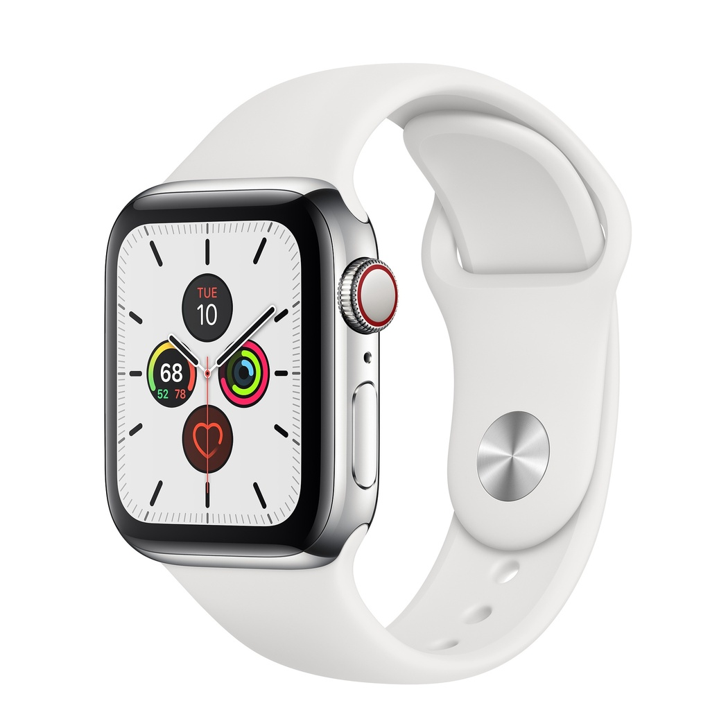 Apple Watch 44mm Silver